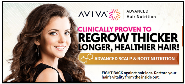 Aviva Hair Reviews - Ingrediants & Side Effects? My Results!